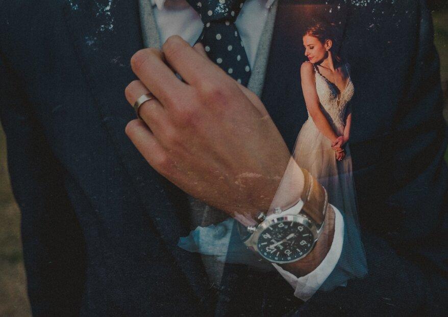 6 acessórios essenciais para o noivo dar um toque pessoal ao seu visual