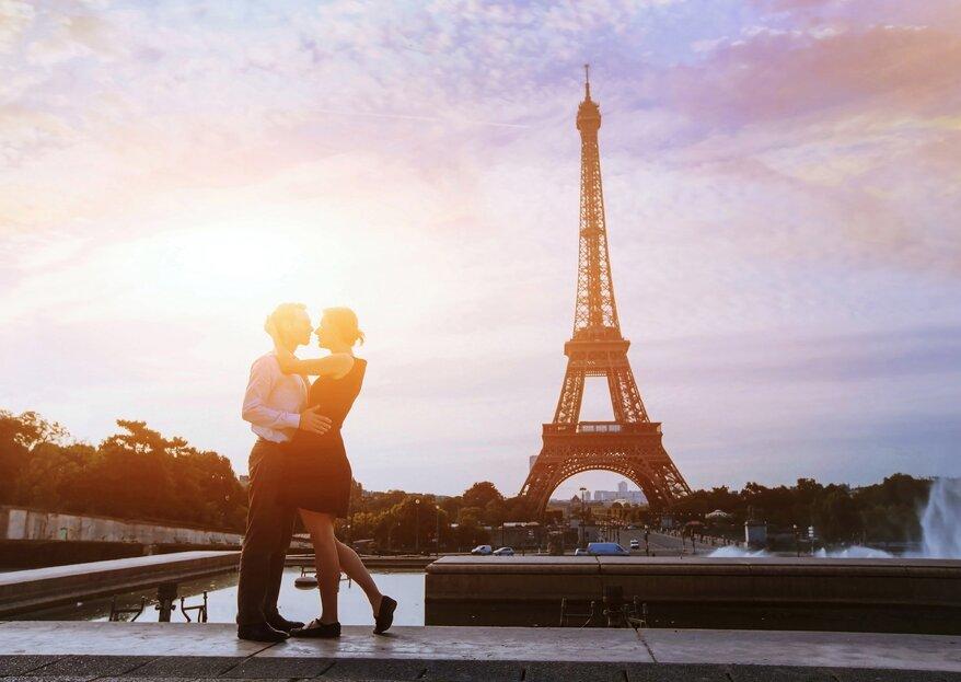 10 lugares románticos en Francia para una pedida de mano