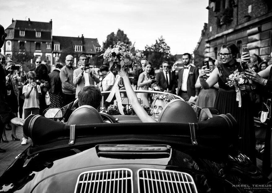 Mikael Teneur Photographies : des clichés artistiques pour faire perdurer l'émotion de votre grand jour
