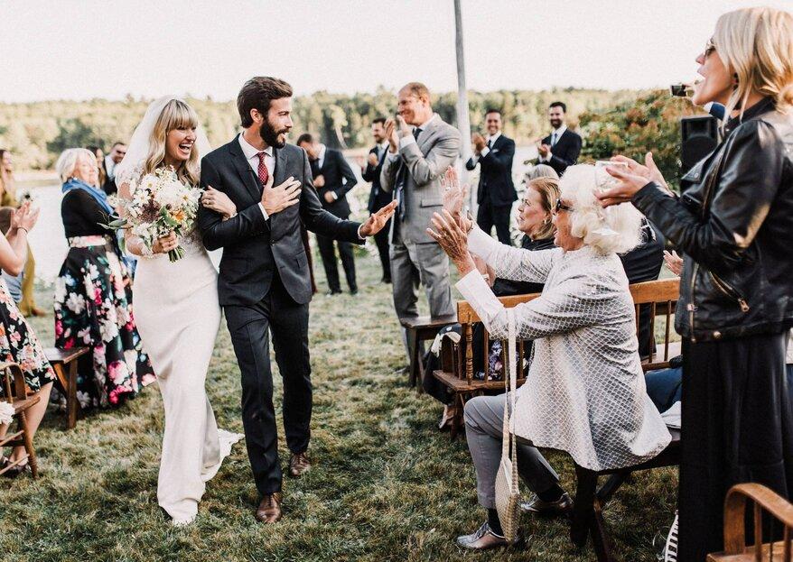 Cómo hacer una buena lista de invitados para tu boda: 5 tips para lograr el objetivo