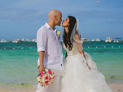 Non perderti il primo ballo di questi sposi, in un paradiso chiamato Punta Cana