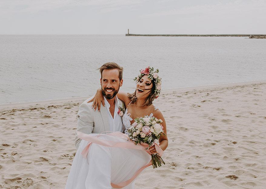 """8 cerimónias alternativas e simbólicas para dar o """"sim"""" ao seu amor"""