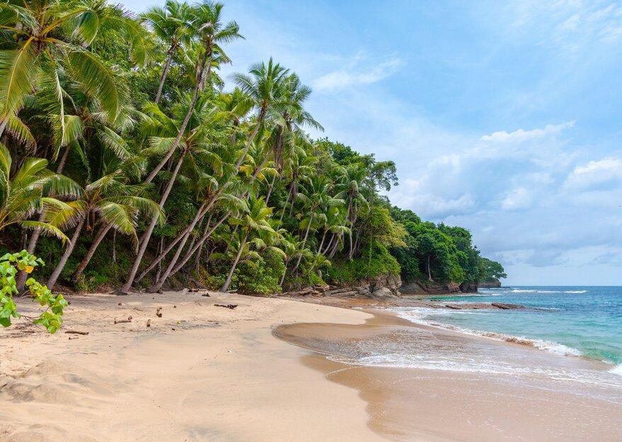 10 isole meravigliose e poco turistiche per una luna di miele da sogno