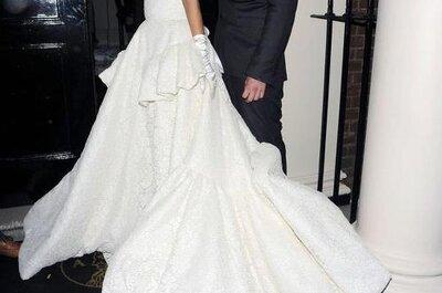 Inspírate en Lady GaGa para tu look de novia