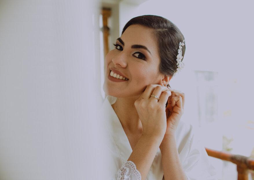 El ajuar de la novia: ¡los siete accesorios imprescindibles en tu estilo nupcial!