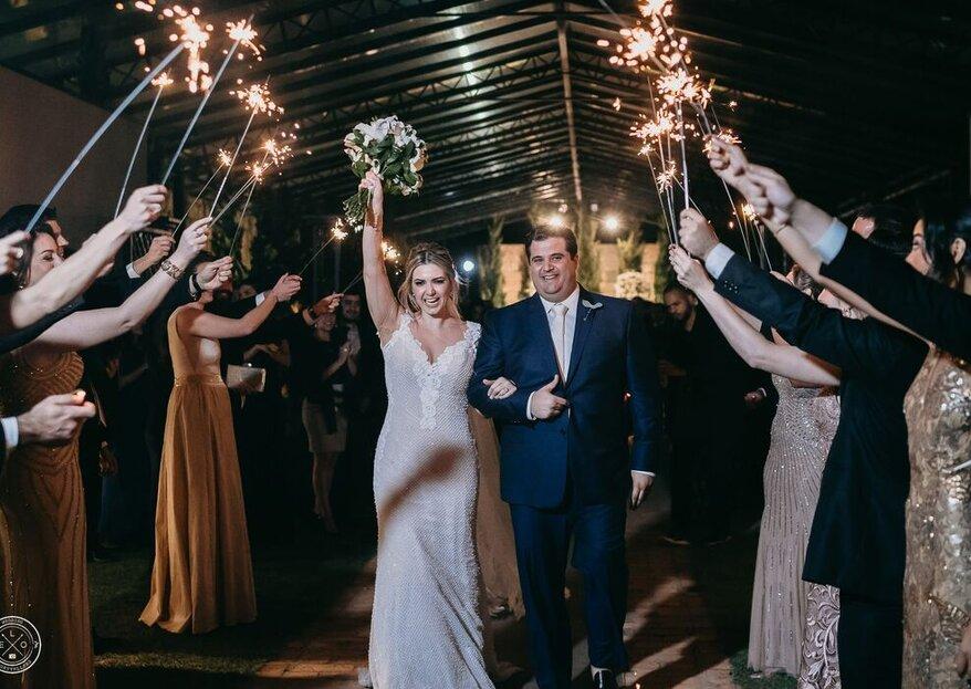 10 wedding planners que vão te ajudar a organizar o casamento dos seus sonhos!
