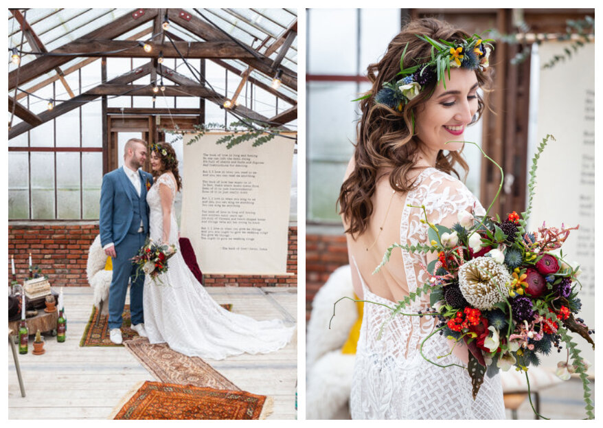 Styled Wedding Shoot: Because I Love You