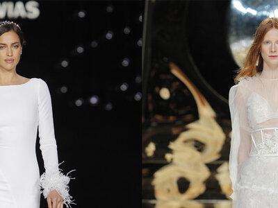 ¿Cuál es el estilo en vestidos de novia que mejor te define?