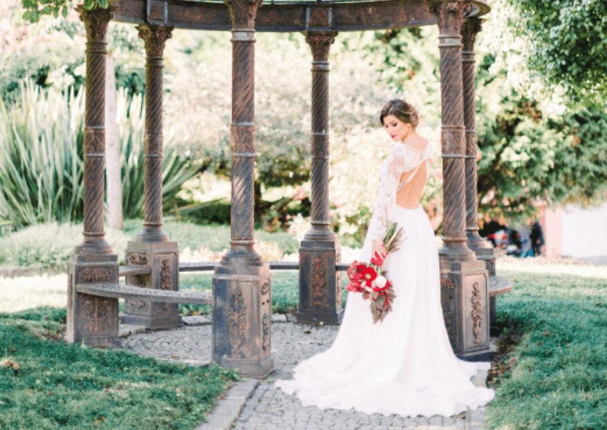 20 profissionais com os quais deve contar no dia do seu casamento: sim ou sim!