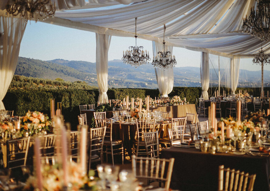 Exclusive Destination Wedding in Italy with VB Events