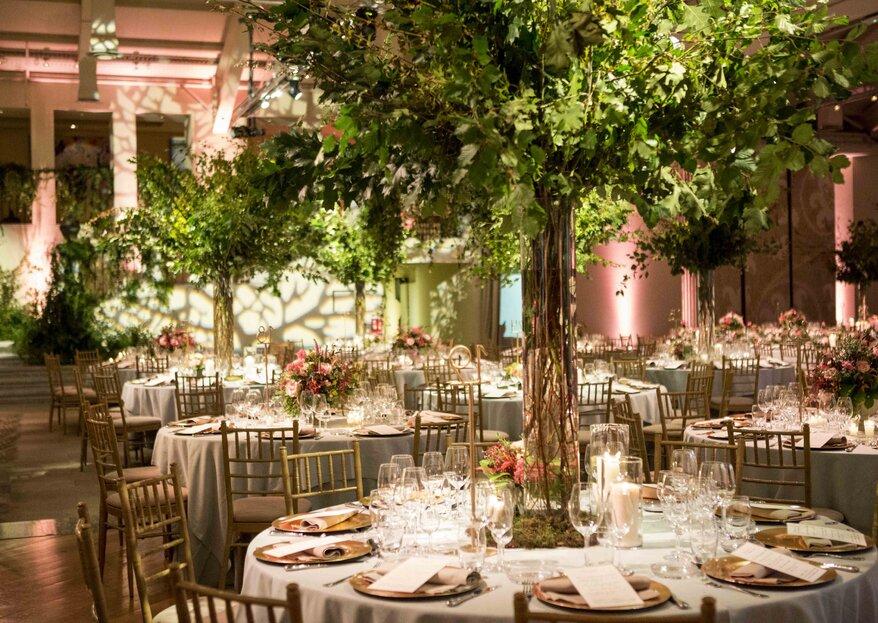 LaQuinta de Jarama, un espacio bello, adaptable y romántico para triunfar en tu boda