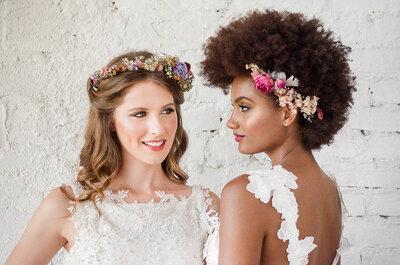 Maquiagem natural: continue sendo você mesma no dia do seu casamento!