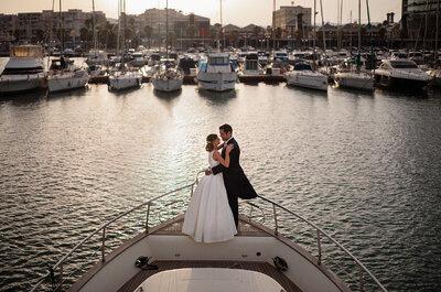 Amistad, complicidad y confianza: la boda de Virginia y Alejandro