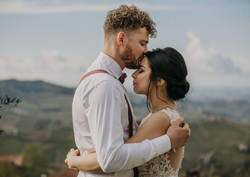 Monocromostudio: lo storytelling più raffinato declinato in foto e video di nozze