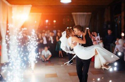 5 momentos de los fuegos artificiales en tu boda, ¡conócelos!