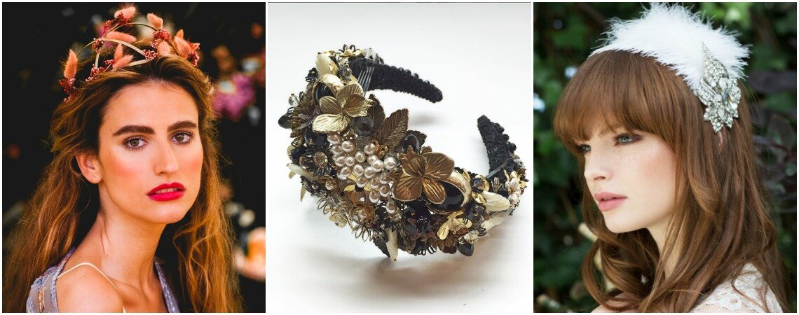 The Most Wondrous Hair Accessories For Your Winter Wedding