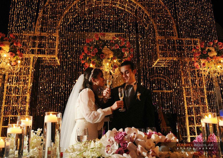 Consigue la boda perfecta con la asesoría de Dayana Romero