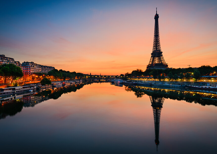 Honeymoon in Paris: Enjoy a Week in the Most Romantic Place on Earth