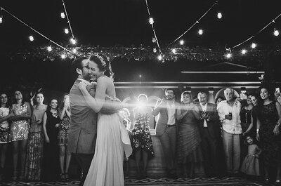 Pura fiesta, mucho baile y diversión: Te invitamos a ver la boda de Ana Pau y Juan Pablo