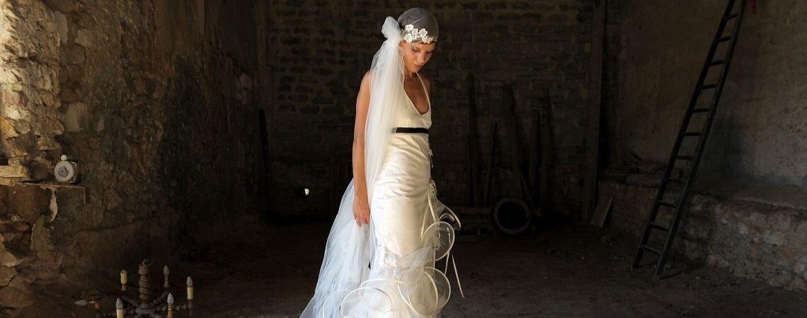 Robe de mariée haut de gamme et sur mesure : découvrez le talent de Nanyne