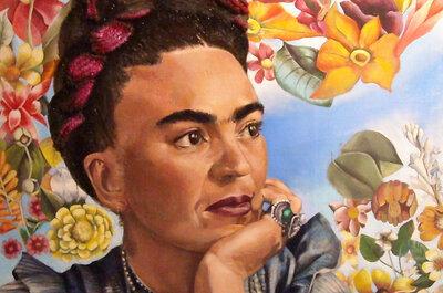 Фрида Кало - мексиканская художница