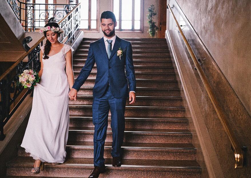 Comment rendre son mariage civil à la mairie unique et inoubliable