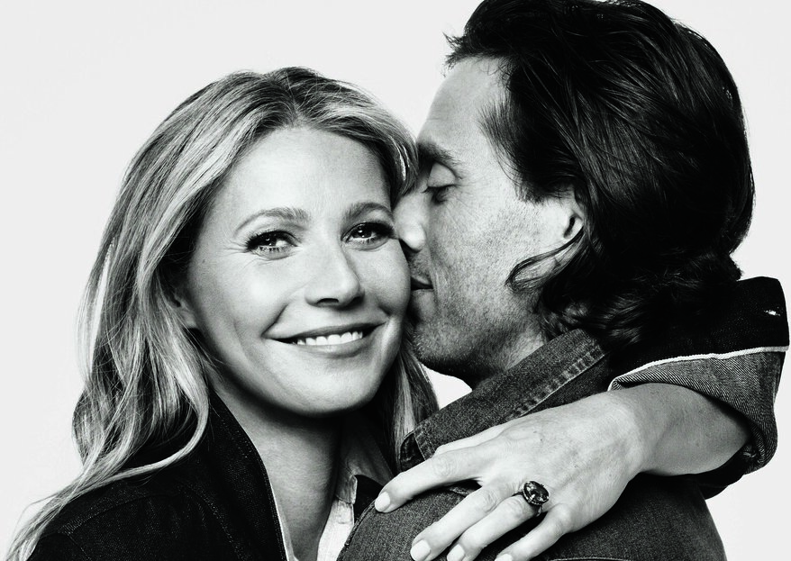 Gwyneth Paltrow Married Boyfriend Brad Falchuk This Weekend!
