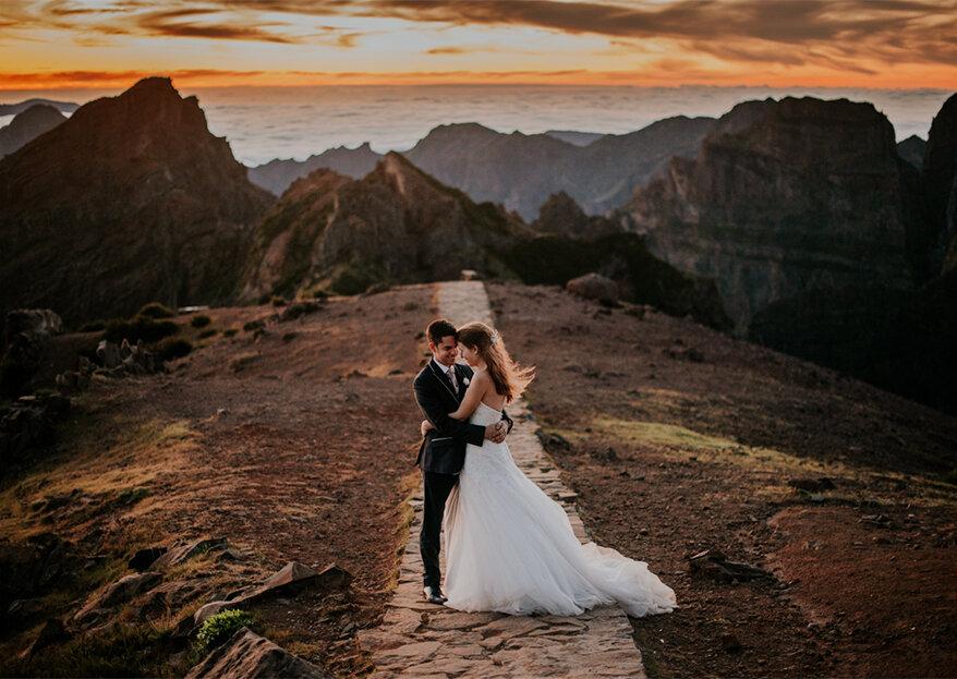 Miniguia completo para casar na Madeira