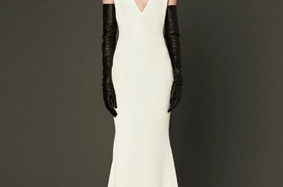 Suknie ślubne 2014: Vera Wang – kolekcja wiosenna