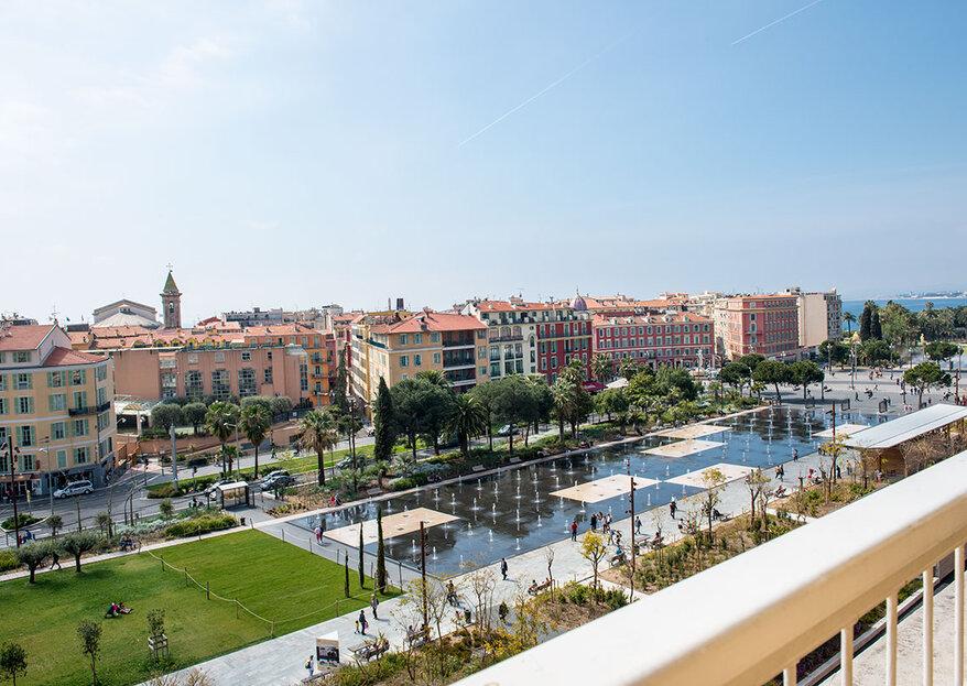 Hôtel Aston La Scala : et si on se mariait sur la French Riviera ?