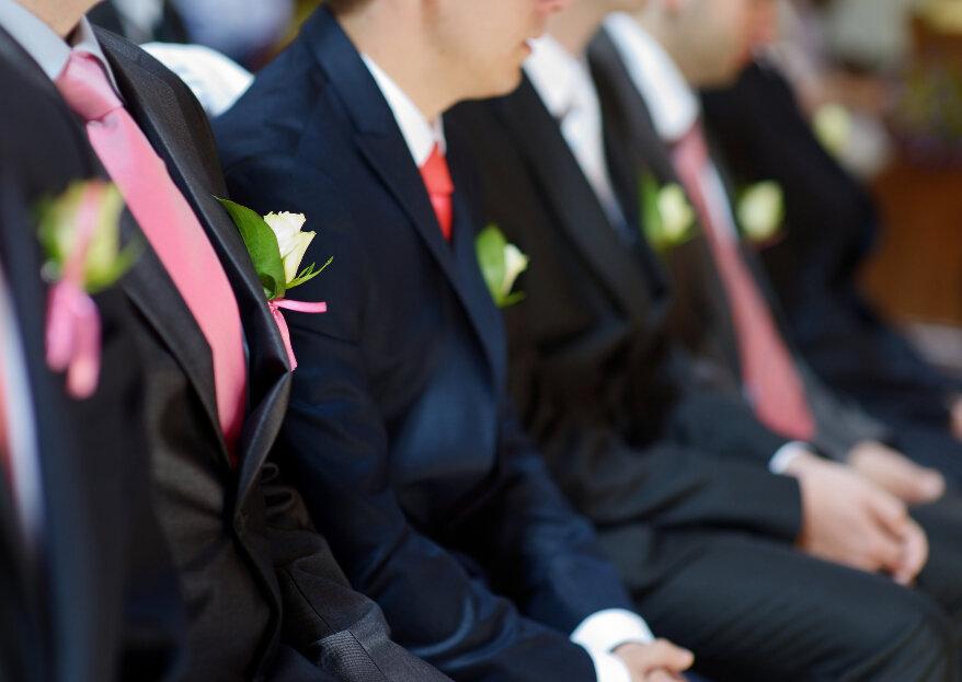 Las diferencias entre chaqué, esmoquin y frac: ¡así es el protocolo masculino!