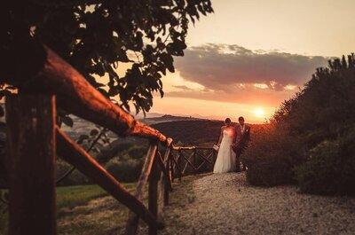 I migliori Wedding Planner della Toscana per organizzare il matrimonio perfetto