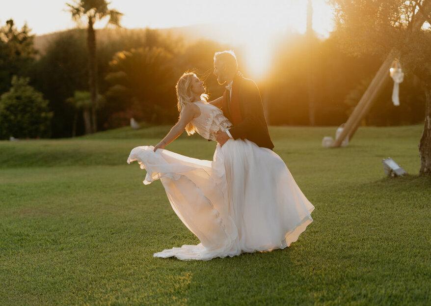 O casamento dos seus sonhos num local ímpar: perca-se nos encantos destes espaços!