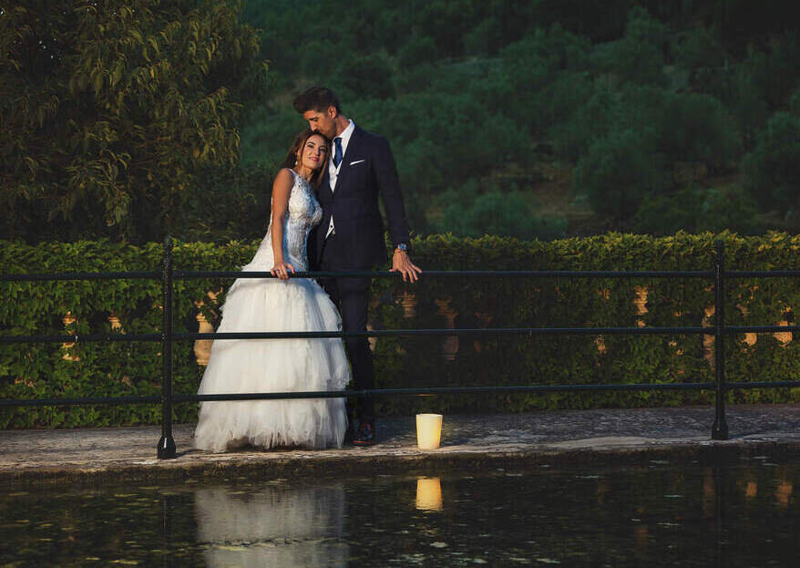 Consigue unas fotografías de boda de revista, con José Urbano