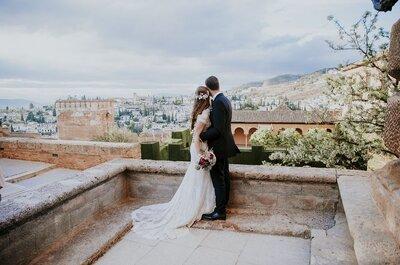 12 lugares TOP para tener la boda más romántica
