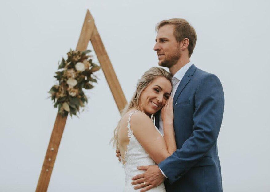 Elopement ou mini wedding: confira todas as dicas para organizar o casamento intimista dos seus sonhos