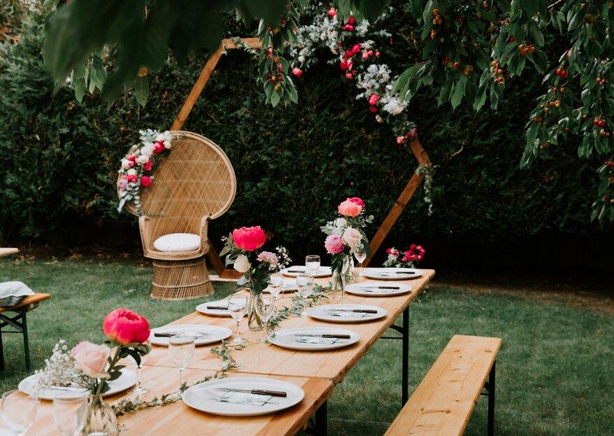 Graine de Joie Event : Une agence de wedding planner et designer pour organiser le plus beau jour de votre vie !
