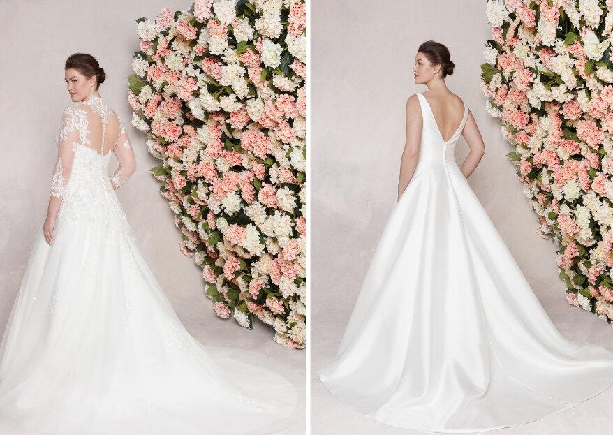 Coleções Sincerity Bridal e Sweetheart: os vestidos de noiva ideais para todas as formas e tamanhos!