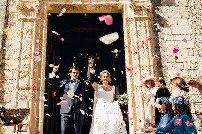 5 aspectos fundamentales que los novios no tienen en cuenta al elegir el lugar de celebración de su boda