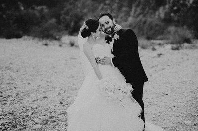 Lo más hermoso que ha pasado: La boda de Clarisa y Julio
