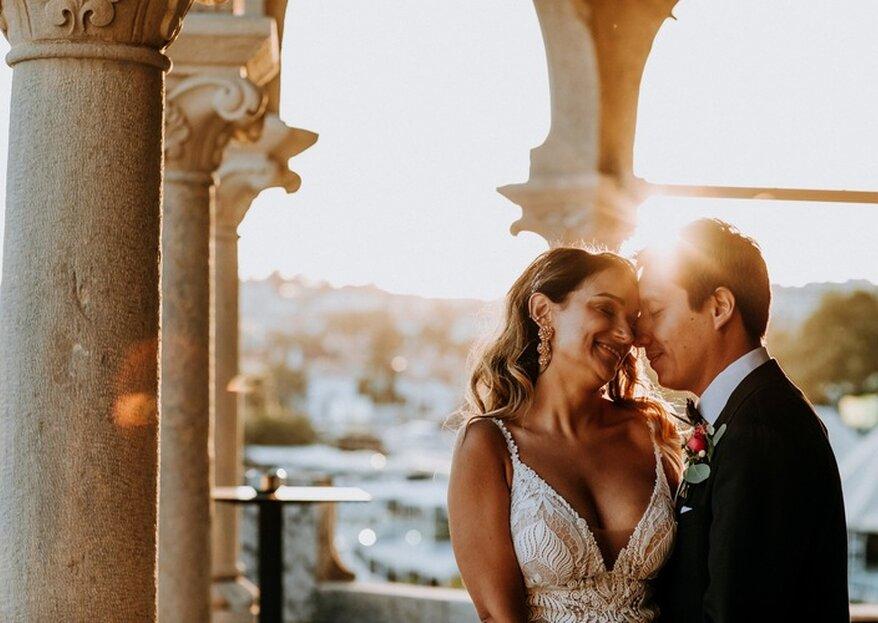 Patrícia & Ricardo: casamento em um cenário incrível e de frente para o mar de Estoril registrado pelas lentes da It's all about…