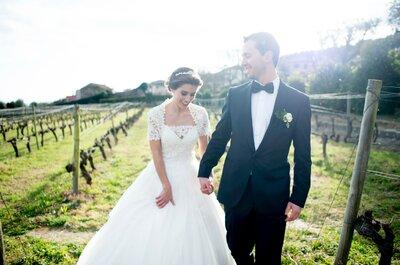 Como fazer com que os preparativos para o casamento sejam só paz e amor: 7 conselhos imperdíveis!
