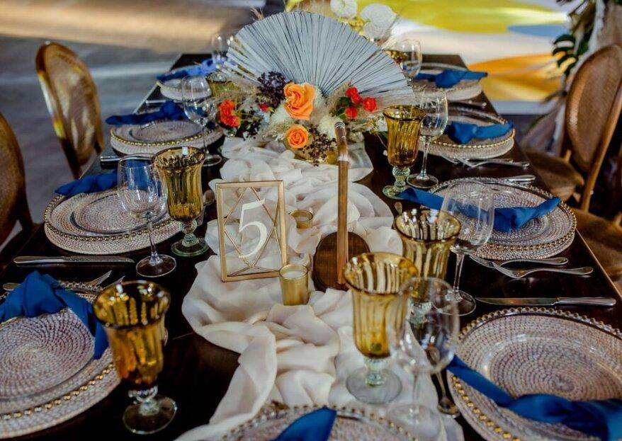 Bodas distinguidas y vanguardistas, conoce el trabajo de Festino Events