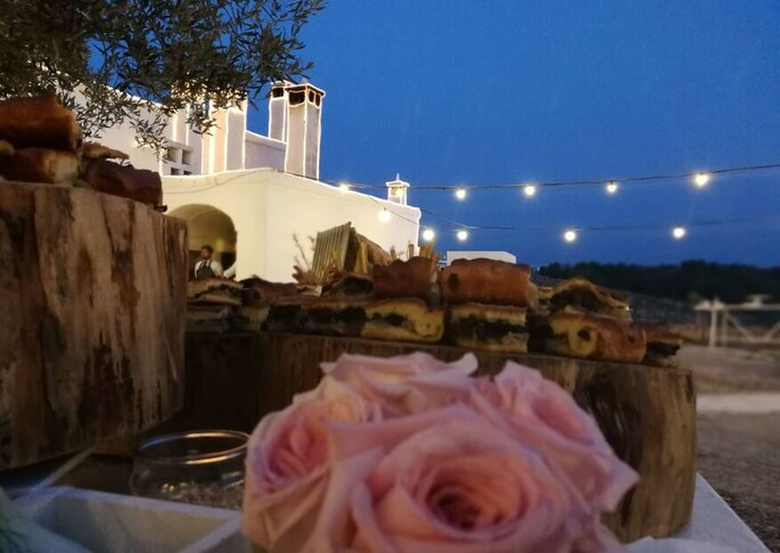 Giuvida Luxury Events provides an excellent catering service as well as an open bar