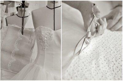 Collection Cymbeline 2017 : des robes dans l'air du temps pour des mariées modernes