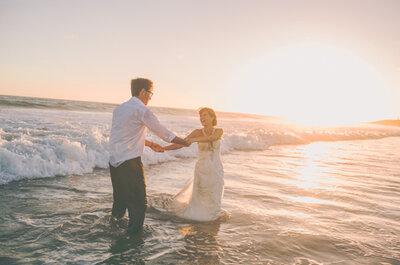 Capta cada sentimiento con unas fotos de boda inspiradas en el fotoperiodismo