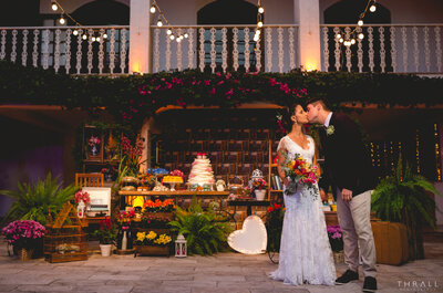 Casamento boho de Nathalia & Bruno com detalhes DIY lindíssimos em Niterói!