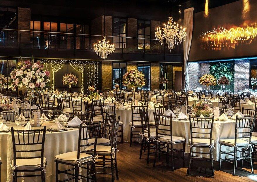 Locais para casamento em São Paulo: os 10 mais lindos, charmosos e para todos os estilos!