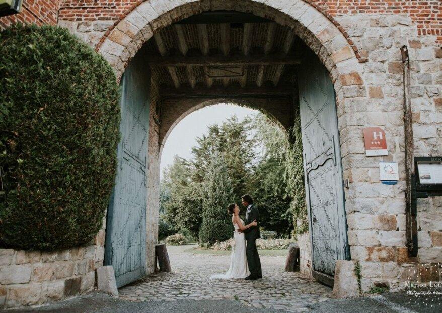 Les plus belles fermes du Nord pour un mariage traditionnel !