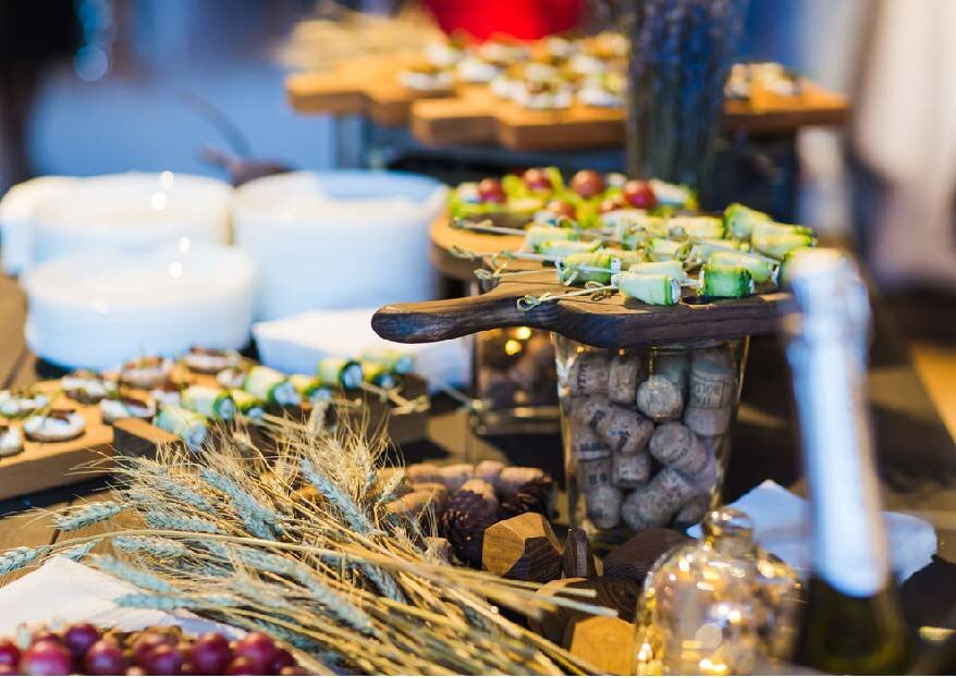 Художественные буфеты на свадьбу: интервью с PopOver Boutique Catering